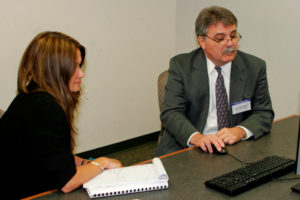 The Florida Bar Criminal Law Attorneys at the computer