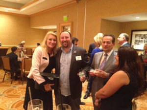 4 Criminal Law Section Members Attorneys at reception