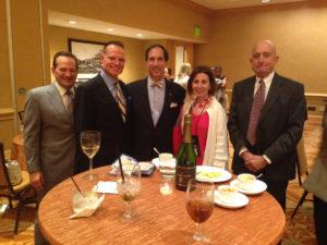 2014 reception Group photo