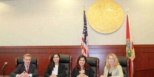 4 A Florida Bar Criminal Law Section attorneys with the Florida Seal v2