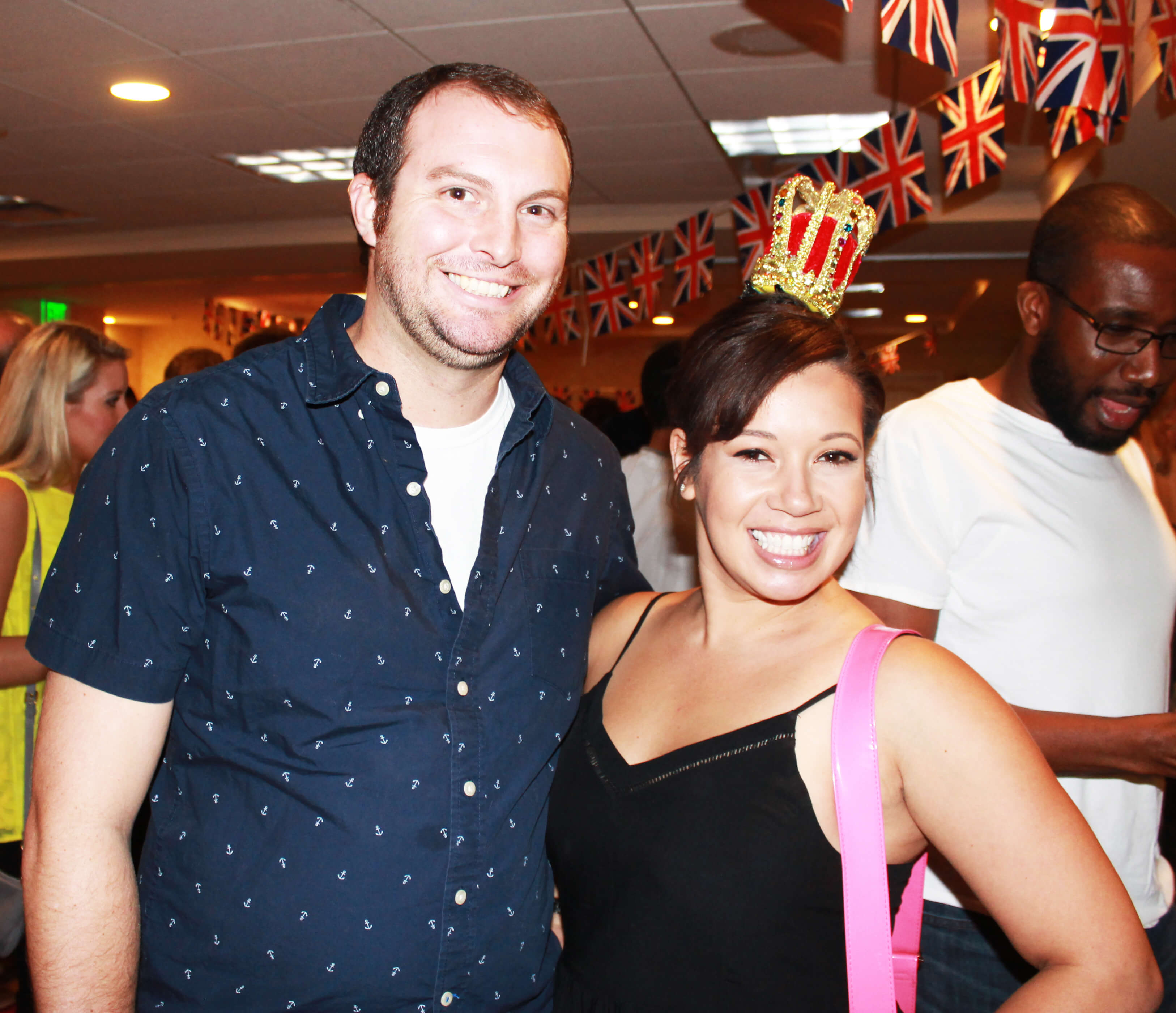 2 people Florida's BARCLS Party