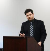 Speech Delivery Black suit