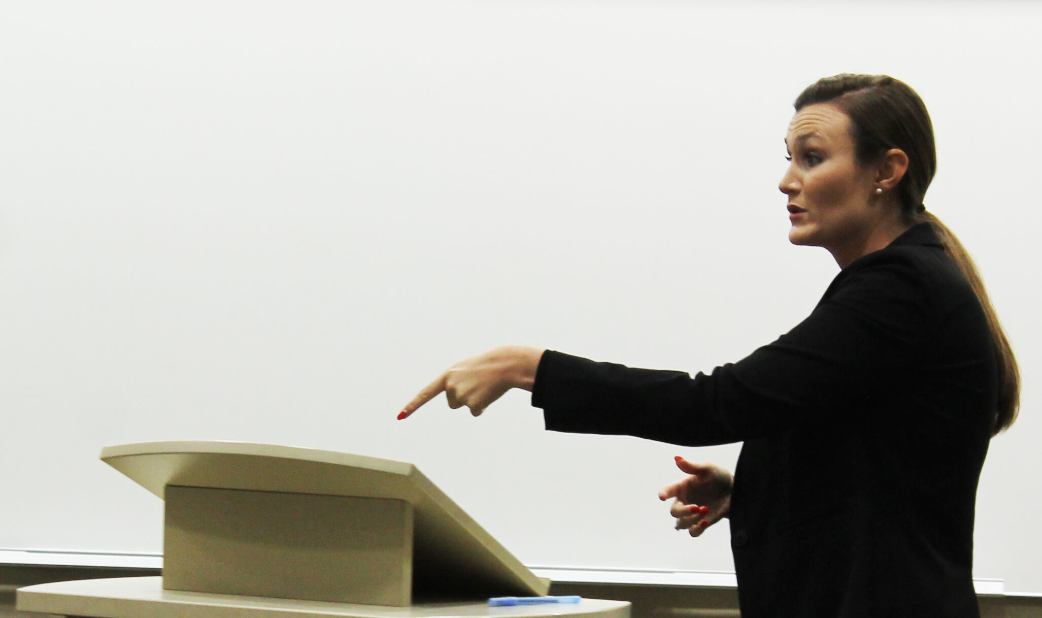 A Florida Bar Criminal Law Section attorney teaching