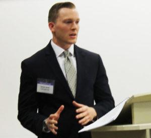 Advocate speaking