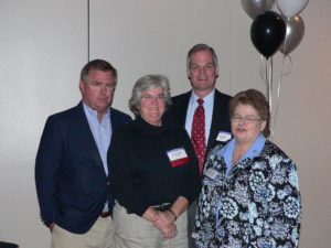 4 attorneys CLS 30th Anniversary Reception 2007