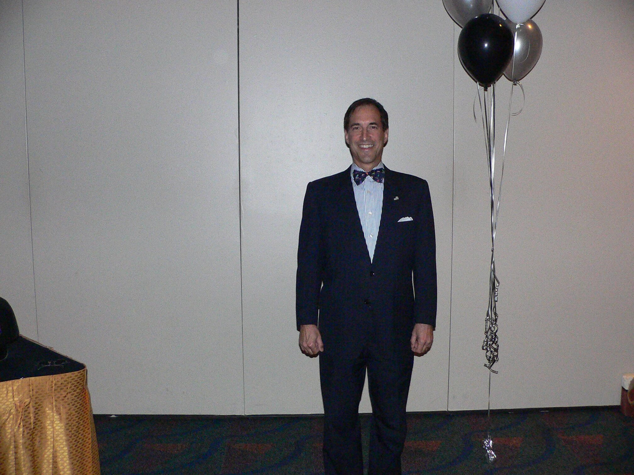 Advocate at CLS 30th Anniversary Reception 2007