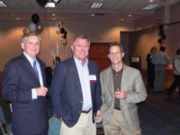3 advocates at CLS 30th Anniversary Reception 2007