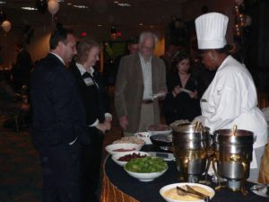 Catering at CLS 30th Anniversary