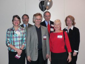 6 advocates at CLS 30th Anniversary Reception 2007
