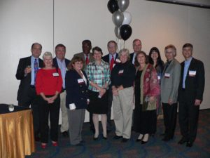 13 advocates at CLS 30th Anniversary Reception 2007