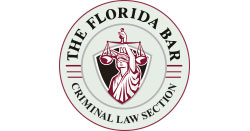 Florida Bar Criminal Law Section Logo