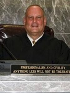Judge Levenson photo