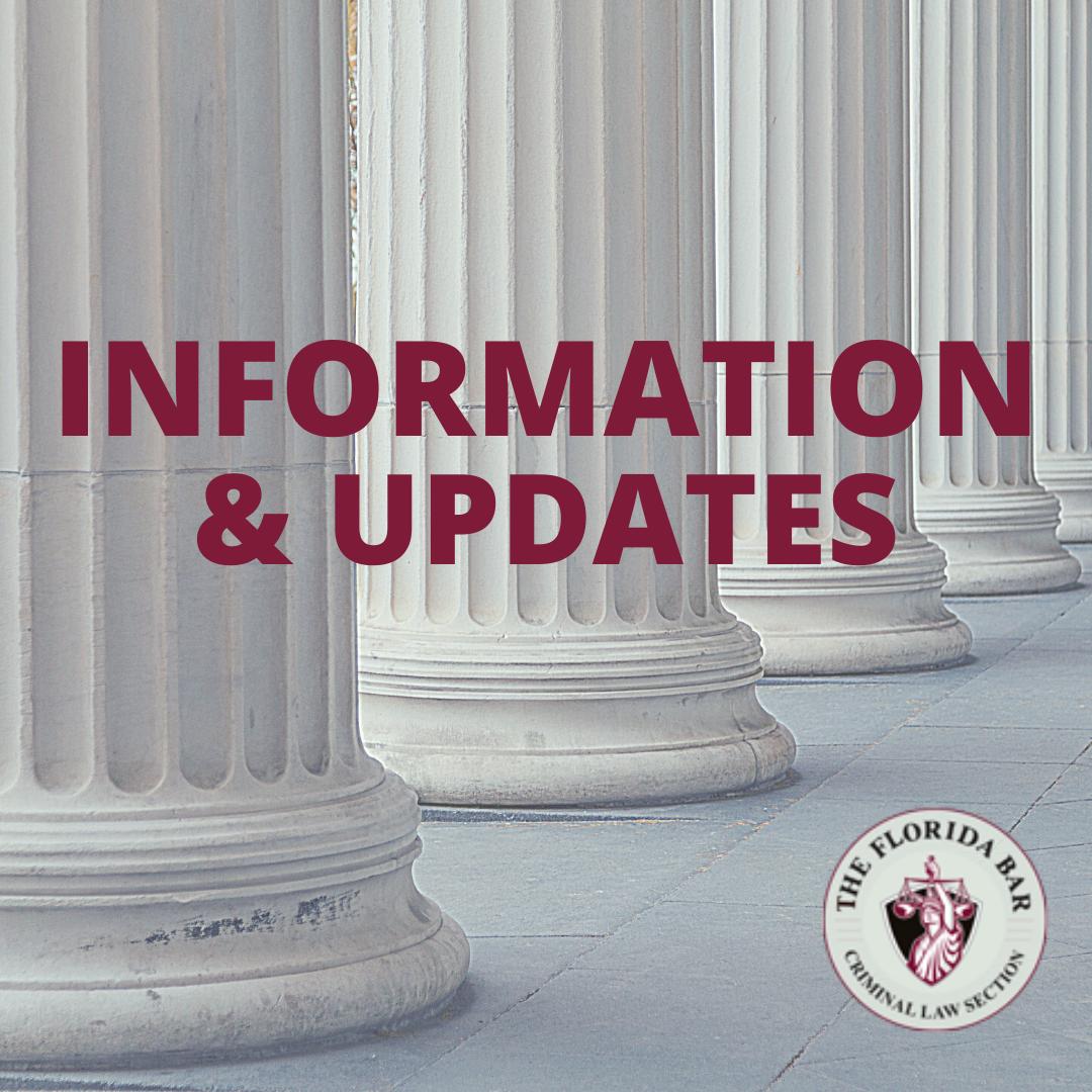 Information & Updates