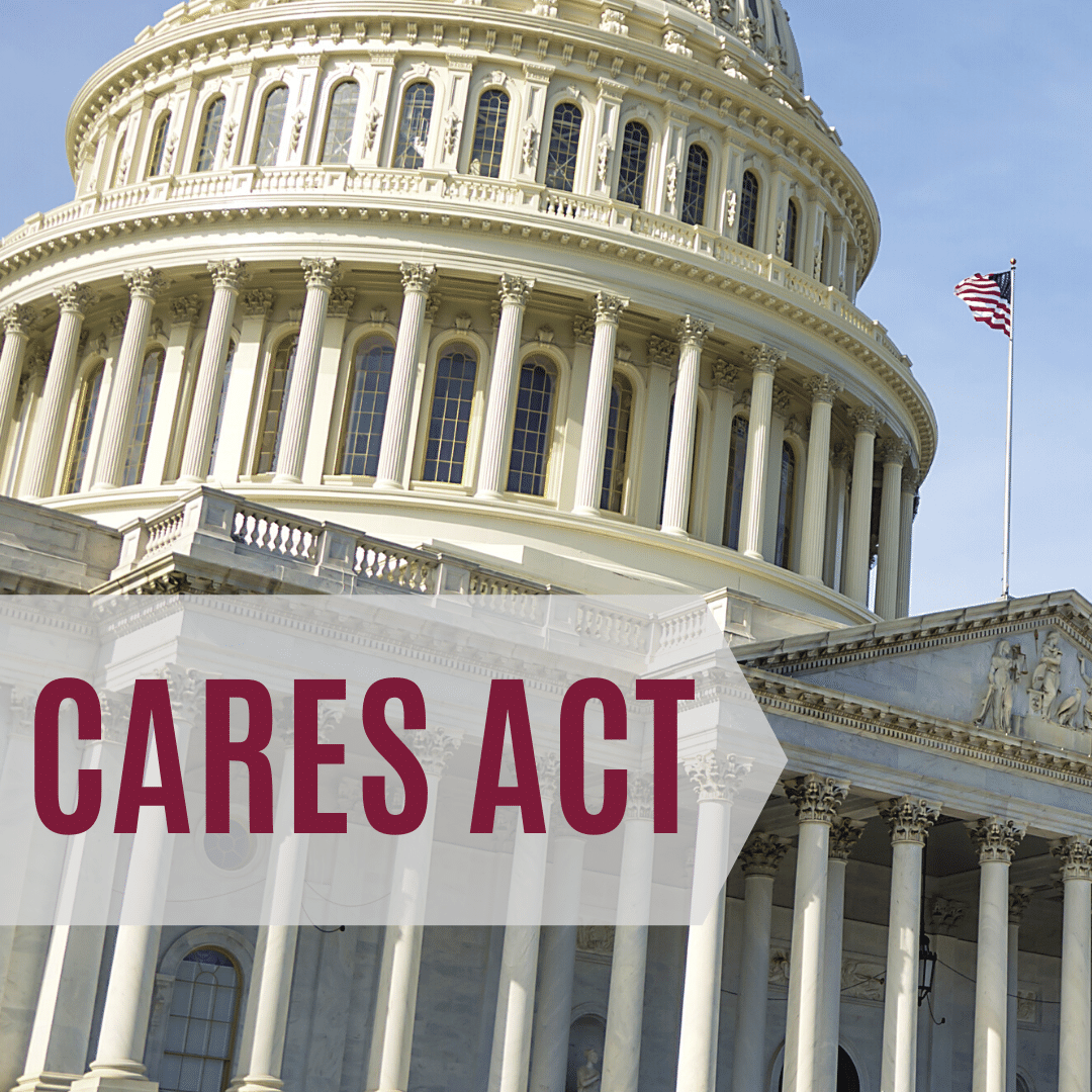 Cares act CLE image