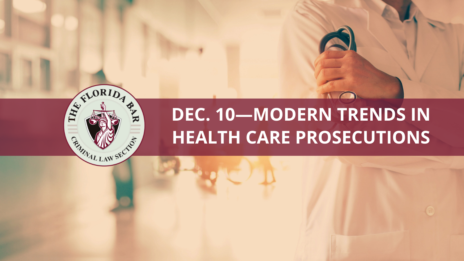 Modern Trends in Health Care Prosecutions